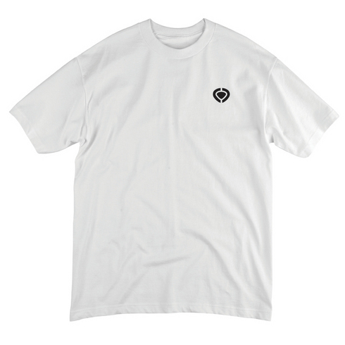 SMALL ICON TEE - WHT picture