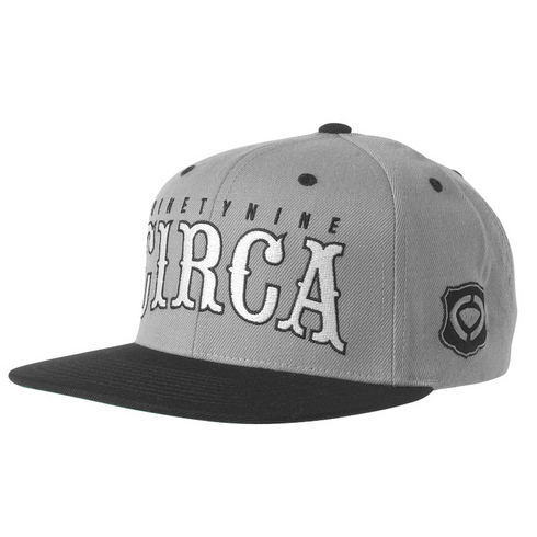 ROADTRIP SNAP BACK CAP - SIL picture