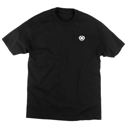 SMALL ICON TEE - BLK picture