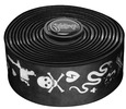 Velvet handlebar tape, Mike Giant - black