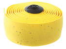 Cork handlebar tape, solid - yellow