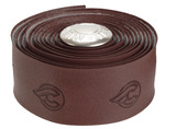 Vegan handlebar tape, brown