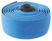 Cork handlebar tape, solid - dark blue