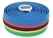 Cork handlebar tape, stripes - world champion