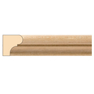 Parting Strip, 13/16''w x 13/16''d x 8' length, Maple