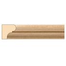 Parting Strip, 13/16''w x 13/16''d x 8' length, Maple