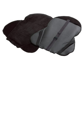 Equigel Suede Covered Seat Saver picture