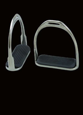 Hunting Stirrups with treads picture