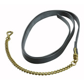 "18"" Lightweight Brass Lead Chain"