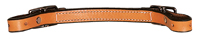 Flat Bridle Leather Curb Strap picture