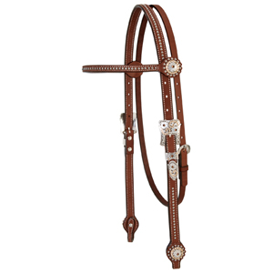 Stacy Westfall Showtime Browband Headstall picture