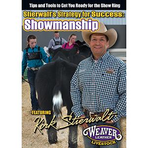 Stierwalt's Strategy for Success: Showmanship DVD picture