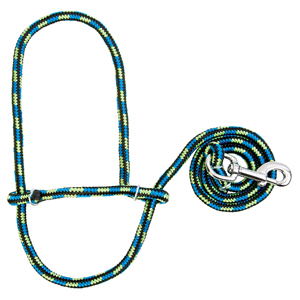Poly Rope Sheep Halter with Snap picture