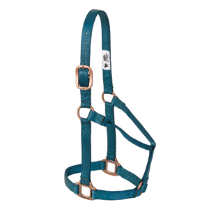 "Copper Creek Non-Adjustable Halter, 1"" Average picture"
