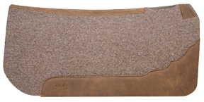 Contoured Felt Saddle Pad picture