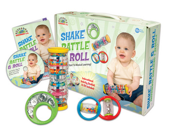 Shake, Rattle & Roll Toddler Band Set picture