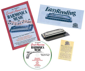 Harmonica Starter Package picture
