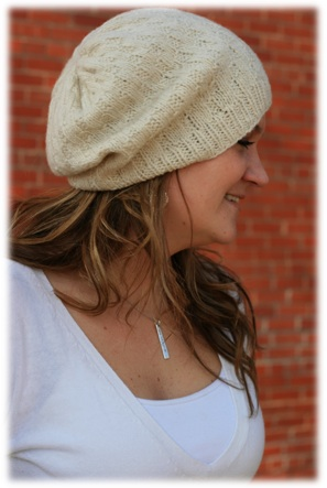 Slouchy Bliss Hat Pattern picture