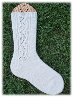 Himalayan Sock Pattern picture