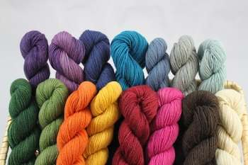 Fingering Weight, 100%  Yak Yarn picture
