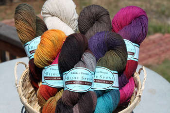 Tibetan Dream Sock Yarn picture