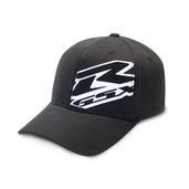 GSX-R 3D Cap, Black/White
