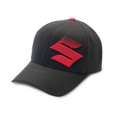 Suzuki S Fade Black/Red