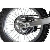 Carbon Rear Caliper Disc Guard Set