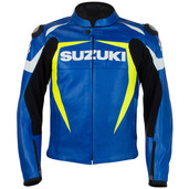 Suzuki Leather Jacket