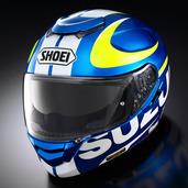 SHOEI GT-AIR ECSTAR SUZUKI Helmet