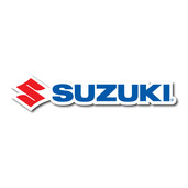 Suzuki Decal, 12""