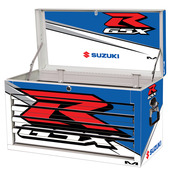 GSX-R M80 4-Drawer Tool Box White