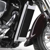 Chrome Radiator Cover