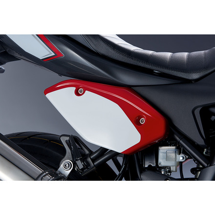Frame Cover Kit, Red picture