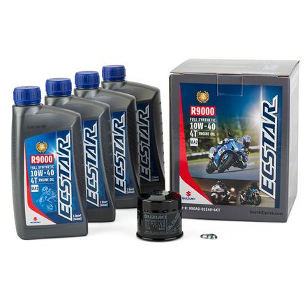ECSTAR R9000 Full Synthetic Oil Change Kit (4 Quart) picture