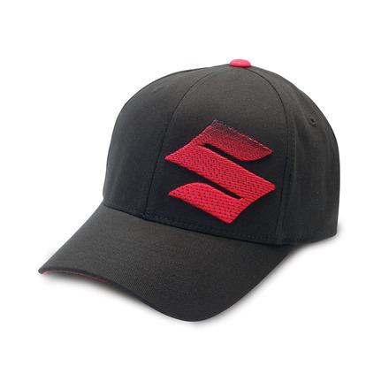 Suzuki S Fade Black/Red picture