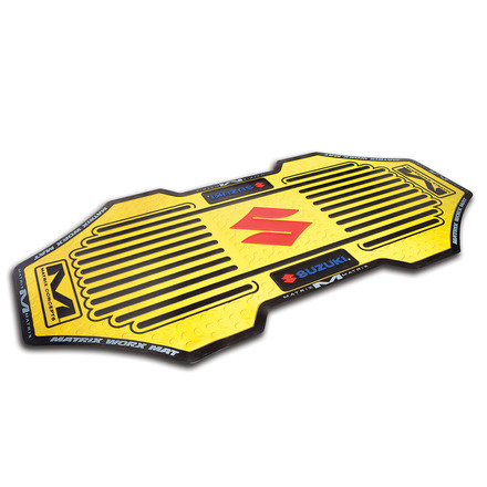 Worx Mat, Yellow picture