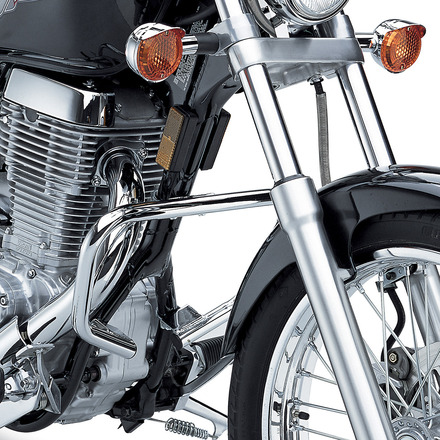 Chrome Engine Guards picture