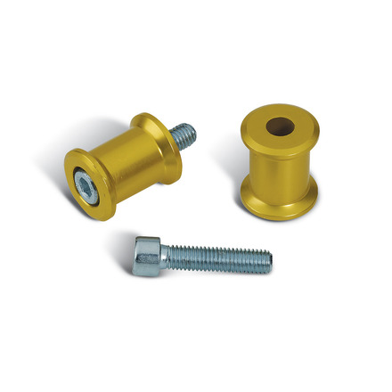 Swingarm Spool Set, Gold picture