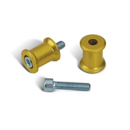 Swingarm Spool Set, Gold picture