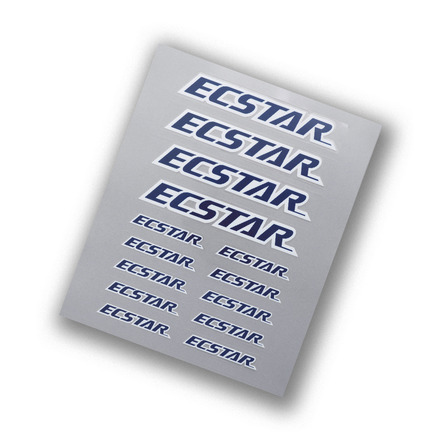 ECSTAR Decals picture