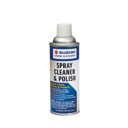 Spray Cleaner and Polish picture