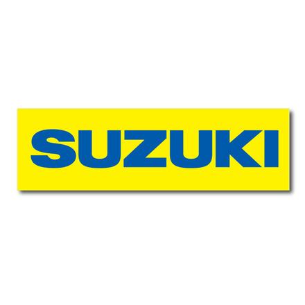 Suzuki Banner Yellow, 3'x10' picture