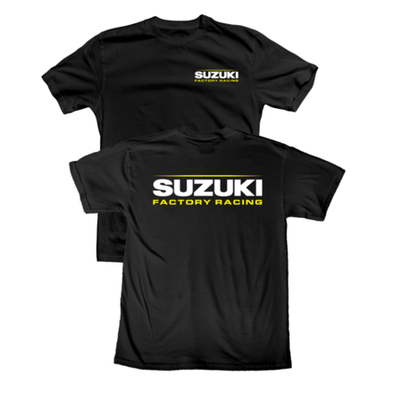 Suzuki Factory Racing, Black picture