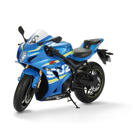 2017 GSX-R1000R 1:12 Die-Cast Model picture