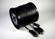 Rainbow Fish Fiber Optic HDMI  Cable (Professional) - 250' Black additional picture 1