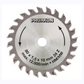 Carbide tipped saw blade for FKS/E, FET & KGS 80, 24 teeth