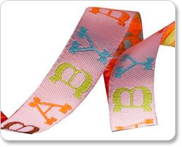 "5/8"" Pink BABY - Dena Designs picture"