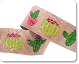 "7/8"" Cactus on Pink - Jessica Jones picture"