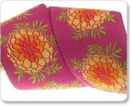 "1-1/2"" Marigold in Pink - By Laura Foster Nicholson picture"